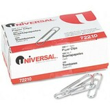 Universal Office Smooth Finish No. 1 Paper Clip