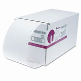 Universal Office 1-Across Dot Matrix Printer Label