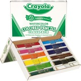 CYO684240 - Crayola Classpack Watercolor Pencil Set