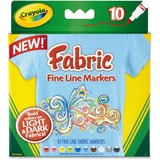 Crayola Crayola Fabric Art Marker