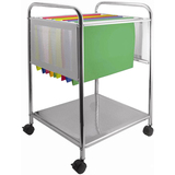 Advantus Mobile File Cart