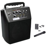 AmpliVox SW212 - Mity-Vox Wireless Rechargeable PA