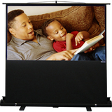VUTEC 01-EVPV4580 Portable Projection Screen
