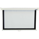 VUTEC Manual Roll Down Projection Screen