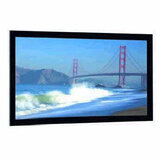 Da-Lite Cinema Contour Fixed Frame Projection Screen With Pro-Trim