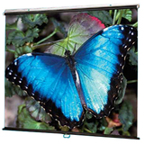 Draper V Screen Manual Projection Screen - 210006