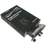 Transition Networks Point System 1-Slot Media Converter Chassis