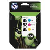 HP No. 88 Combo-pack Ink Cartridges