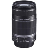 Canon EF-S 55-250mm f/4-5.6 IS Telephoto Zoom Lens - 2044B002