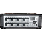 PylePro PMX801 8-Channel Powered Audio Mixer