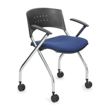 Safco xtc Upholstered Folding Chair