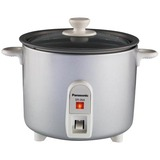 Panasonic SR-3NA-S Rice Cooker & Steamer - SR3NAS
