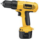 Dewalt Heavy-Duty 10 mm Cordless Drill/Driver Kit