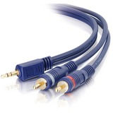 Cables To Go Velocity Stereo Y-Cable - 40617