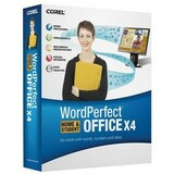 Corel WordPerfect Office X4 Home & Student Edition WPX4EFPCHSMB
