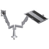 Chief KGL220S Laptop Dual Swing Arm Desk Mount
