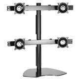 Chief KTP440S Quad Monitor Table Stand