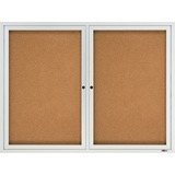 Quartet Outdoor Bulletin Board - 2124