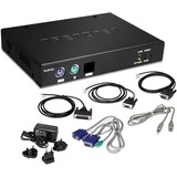 TRENDnet TK-IP101 1-Port KVM Switch over IP
