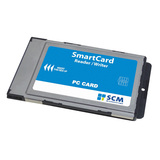 SCM Micro SCR243 Smart Card Reader