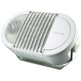 Bogen A8T Indoor/Outdoor Speaker - 2-way - White A8TWHT