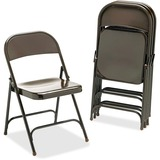Virco Metal Folding Chairs