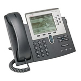 Cisco Unified 7962G IP Phone - Dark Gray, Silver CP-7962G-CCME