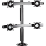 Chief KTG440B Quad Monitor Grommet Mount