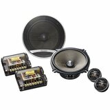 Pioneer D Series TS-D1720C Component Speaker - TSD1720C