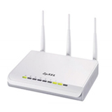 Zyxel - X550N Wireless N Gigabit Router