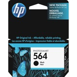 HP 564 Ink Cartridge - Black CB316WN#140