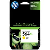 HP 564XL Ink Cartridge - Yellow CB325WN#140