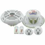 Pyle Hydra PLMR65C Custom Marine Component Speaker