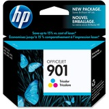 HP 901 Tri-color Ink Cartridge CC656AC#140