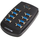 StarTech.com 8 Port Wall Mount VGA Video Splitter