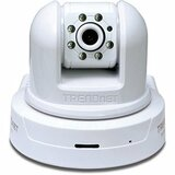 TRENDnet TV-IP422 Day/Night Pan/Tilt Internet Camera Server with 2-Way Audio