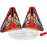 Learning Resources Erupting Cross section Volcano Model - LER2430