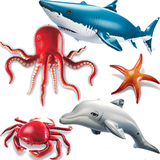 Learning Resources Giant Inflatable Ocean Life Set