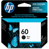 HP 60 Black Ink Cartridge CC640WC#140