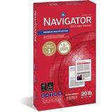 Premium Multipurpose Paper, 97 Brightness, 20lb, 8-1/2x14, White, 5000/Carton  MPN:NMP1420