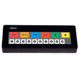 KB1700PH-BK - Logic Controls KB1700PH-BK POS Keypad