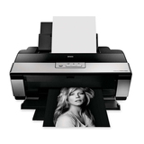 Epson Stylus R2880 Inkjet Printer - Color - 5760 x 1440 dpi Print - Photo Print - Desktop C11CA16201