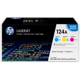 HP Tri-color Toner Cartridge