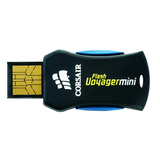 Corsair 4GB Flash Voyager Mini USB 2.0 Flash Drive