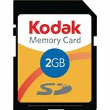 Lexar Media Kodak 2 GB Secure Digital (SD) Card - 2 GB