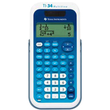 Stokes Publishing MultiView TI-34 Scientific Calculator