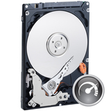 Western Digital Scorpio Black WD1600BEKT 160 GB Plug-in Module Hard Dr - WD1600BEKT