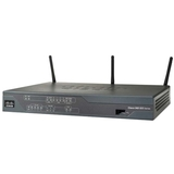 Cisco - 888W Wireless Integrated Services Router