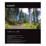 Garmin TOPO U.S. 24K - Northwest Digital Map 010-C0948-00