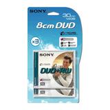 Sony 3DPW30R2H DVD+RW Media 3DPW30R2H